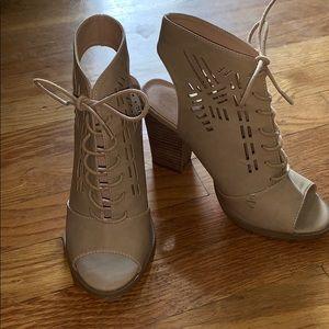 Restricted Brand Heels